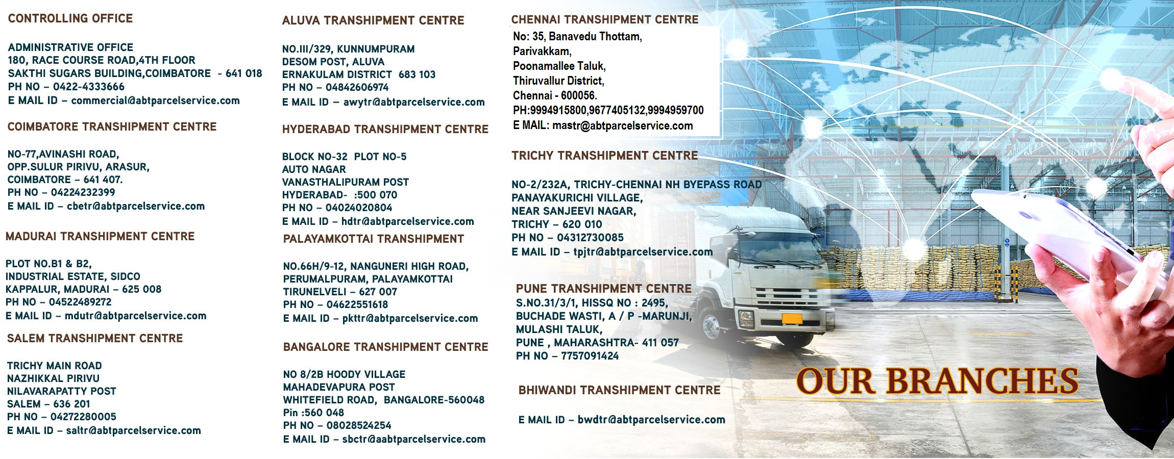 transport executive jobs in pune